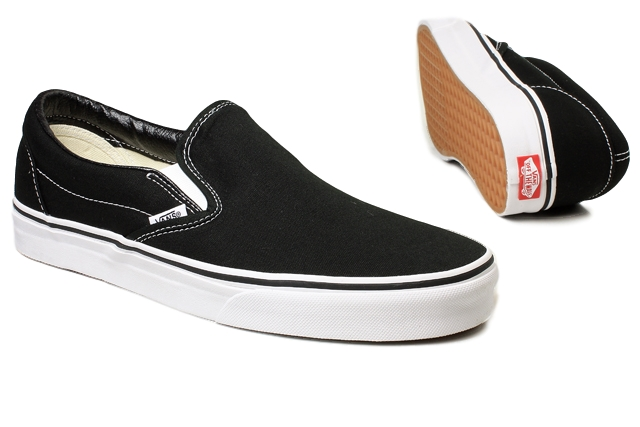 CLASSIC SLIP-ON VN-0EYEBLK