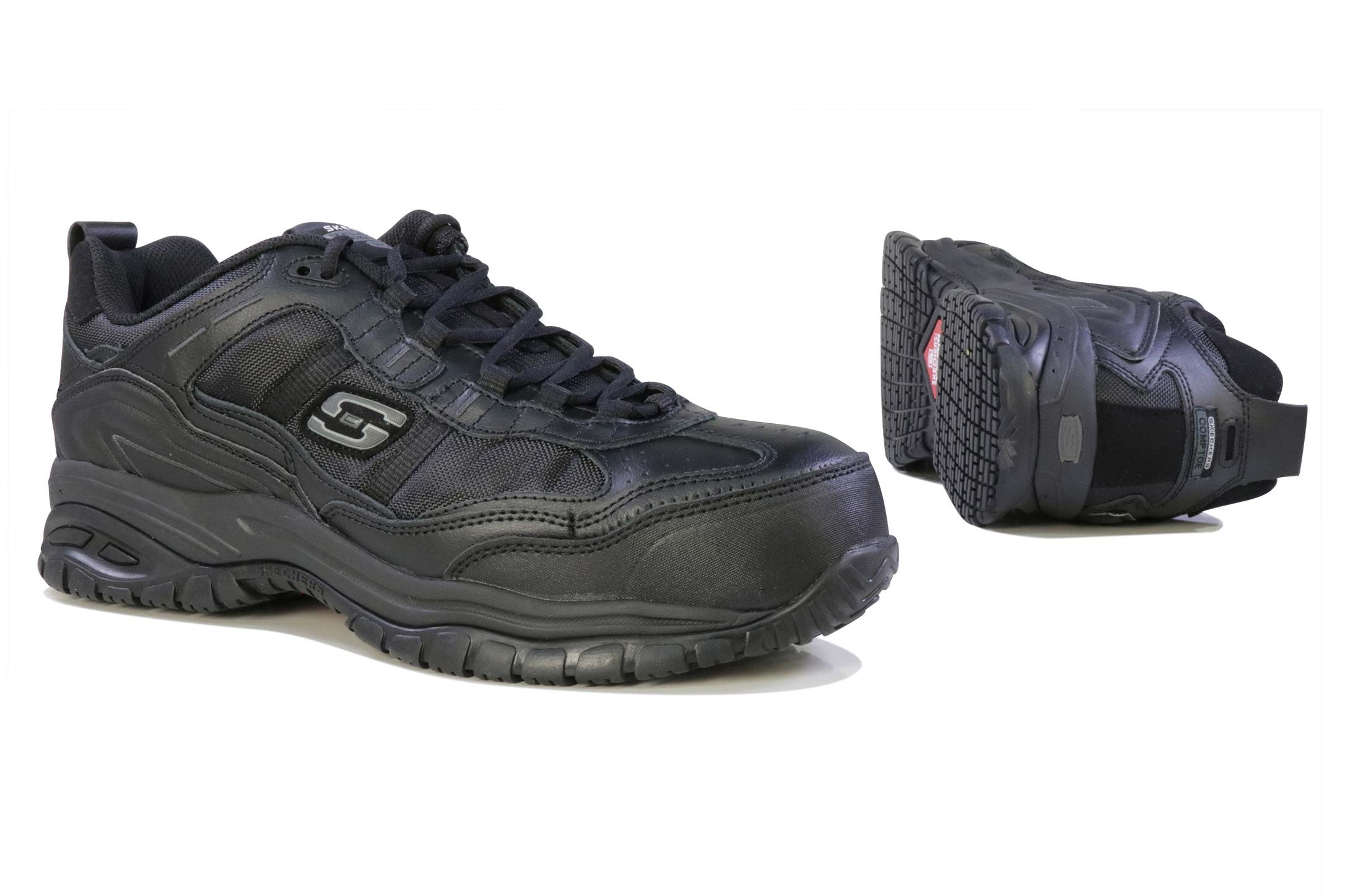 SOFT STRIDE-GRINNEL 77013/BLK